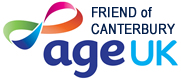 Friend of Canterbury Age Concern Logo
